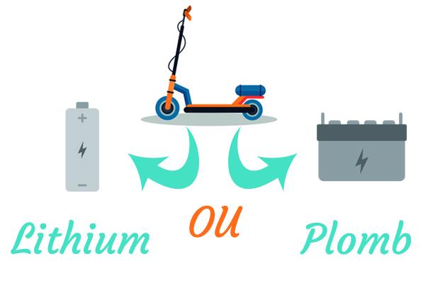 batterie lithium vs plomb