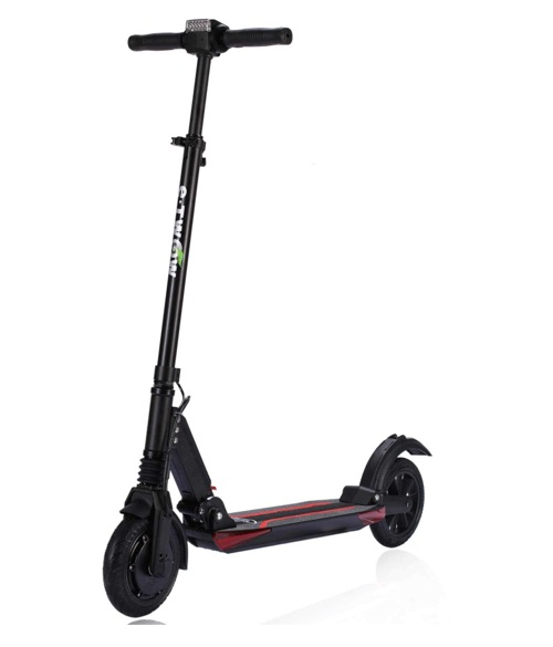 trottinette electrique pliable E-TWOW Booster V Noir Version 2018