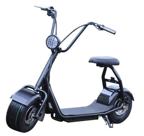 trottinette scooter electrique boogy noir