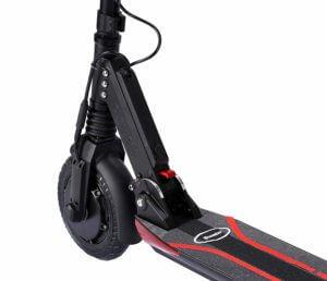 roue trottinette électrique E TWOW S2 Booster Plus noir