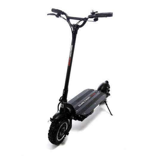 trottinette electrique dualtron ultra minimotors noir