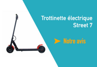 avis trottinette electrique Street 7